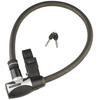 Kryptonite Hardwire 2085 Key Cable schwarz